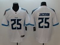 Mens Nfl Tennessee Titans #25 Adoree' Jackson White 2018 Vapor Untouchable Limited Player Jersey