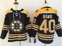 Mens Nhl Boston Bruins #40 Tuukka Rask Black Home Adidas Jersey