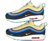 Mens Nike Air Max 1-97 Sean Wotherspoon Running Shoes One Colour