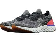Mens Nike Epic React Flyknit Running Shoes One Colour