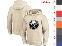 Mens Nhl Buffalo Sabres 9 Colors One Front Pocket Hoodie Jersey