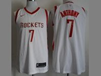 Mens 2018-19 Season Nba Houston Rockets #7 Anthony White Swingman Nike Jersey