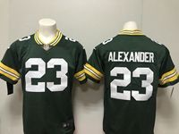Mens Nfl Green Bay Packers #23 Jaire Alexander Green Vapor Untouchable Limited Player Jersey