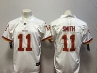 Mens Nfl Washington Redskins #11 Alex Smith White Vapor Untouchable Limited Player Jersey