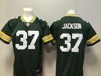 Mens Nfl Green Bay Packers #37 Josh Jackson Green Vapor Untouchable Limited Player Jersey