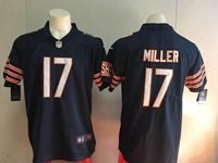 Mens Nfl Chicago Bears #17 Anthony Miller Blue Vapor Untouchable Limited Player Jersey
