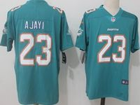 Mens Miami Dolphins #23 Jay Ajayi Green Vapor Untouchable Limited Player Jersey