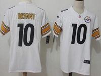 Mens Nfl Pittsburgh Steelers #10 Martavis Bryant White Vapor Untouchable Limited Jersey