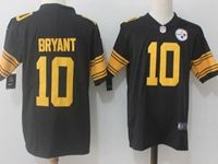 Mens Nfl Pittsburgh Steelers #10 Martavis Bryant Black Vapor Untouchable Color Rush Limited Player Jersey