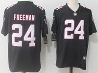 Mens Nfl Atlanta Falcons #24 Devonta Freeman Black Vapor Untouchable Limited Jersey