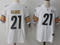 Mens Nfl Pittsburgh Steelers #21 Joe Haden White Vapor Untouchable Limited Jersey