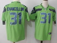 Mens Nfl Seattle Seahawks #31 Kam Chancellor Green Vapor Untouchable Color Rush Limited Player Jersey