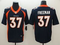 Mens Nfl Denver Broncos #37 Freeman Blue Vapor Untouchable Limited Player Jersey