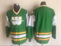 Mens Nhl Hartford Whalers Blank Green New Throwbacks Ccm Jersey