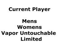 Mens Women Nfl Jacksonville Jaguars Black 2018 New Vapor Untouchable Limited Current Player Jersey