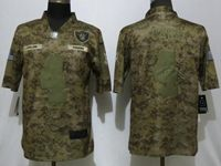 Mens Nfl Oakland Raiders #4 Derek Carr 2018 Camo Salute To Service Limited Jersey