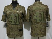Mens Womens Nfl New Orleans Saints #41 Alvin Kamara 2018 Camo Salute To Service Limited Jersey