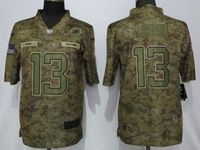 Mens Nfl Miami Dolphins #13 Dan Marino 2018 Camo Salute To Service Limited Jersey