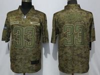 Mens Nfl Los Angeles Chargers #33 Derwin James 2018 Camo Salute To Service Limited Jersey