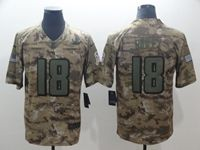 Mens Nfl Atlanta Falcons #18 Calvin Ridley 2018 Camo Salute To Service Limited Jersey