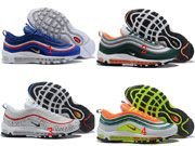 Mens Nike Air Max 97 Running Shoes 4 Color