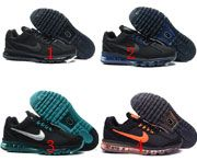 Mens Nike Air Max 2013 Running Shoes 4 Color