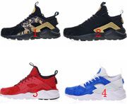 Men And Women Nike Air Huarache Ultra Suede Runing Shoes 4 Clour
