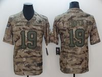 Mens Nfl Dallas Cowboys #19 Amari Cooper 2018 Camo Salute To Service Limited Jersey