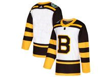 Mens Nhl Boston Bruins Blank 2019 Winter Classic Black Home Adidas Jersey