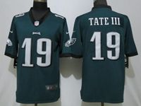 Mens Nfl Philadelphia Eagles #19 Golden Tate Lll Green Vapor Untouchable Limited Player Jersey