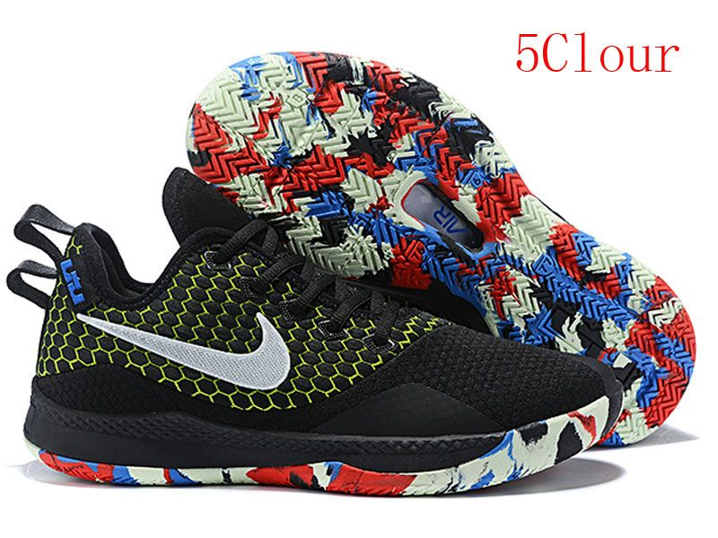 Men Nike Lebron Witness 3 Basketball Shoes 5 Clour