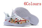 Men Nike Zoom Shift 2 Basketball Shoes 6 Clour