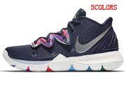 Men Nike Kyrie Five Basketball Shoes 5 Clour