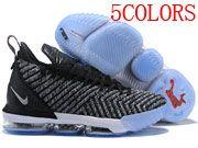 Men Nike Lebron 16 Basketball Shoes 5 Clour