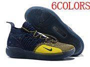 Men Nike Kd11 Basketball Shoes 6 Clour