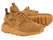 Men And Women Nike Air Huarache Ultra Suede Id Flax Runing Shoes 1 Clour