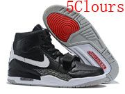 Men Air Jordan Legacy 312 Basketball Shoes  5 Clours
