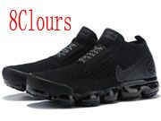 Men And Women Nike Air Vapormax Fk Moc 2 Running Shoes 8 Clour