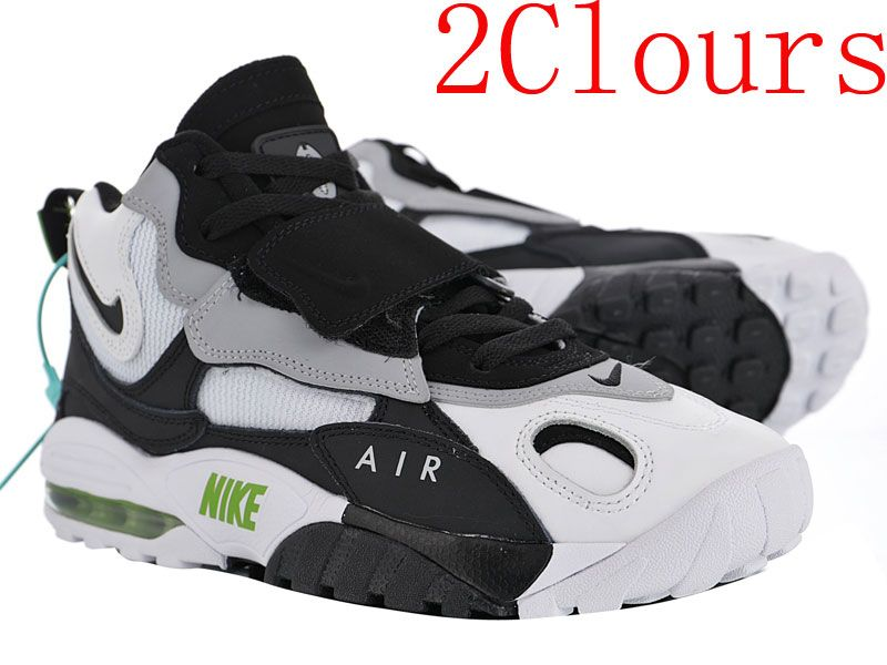 Men Nike Sportswear Air Max Speed Turf Basketball Shoes 2 Clour