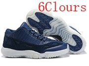 Men Air Jordan 11 Low Ie Basketball Shoes 6 Clours