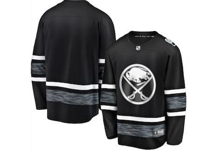 Mens Women Youth Adidas Buffalo Sabres Black Current Player 2019 All Star Jersey
