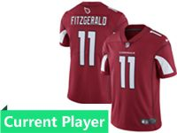 Mens Nfl Arizona Cardinals Red Vapor Untouchable Limited Current Player Jersey