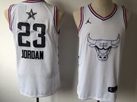Mens Nba Denver Nuggets #23 Michael Jordan White 2019 All-star Jordan Brand Swingman Jersey