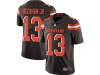 Mens Women Youth Nfl Cleveland Browns #13 Odell Beckham Jr Brown Vapor Untouchable Limited Nike Jersey