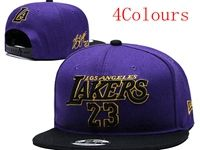 Mens Nba Los Angeles Lakers Purple Hats (4 Colours)