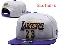 Mens Nba Los Angeles Lakers Gray Hats (2 Colours)