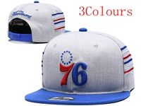 Mens Nba Philadelphia 76ers Hats (3 Colours)