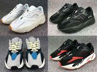 Men Adidas Yeezy Boost 700 Running Shoes  4 Clours