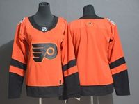 Women Youth Nhl Philadelphia Flyers Blank Orange Adidas Jersey