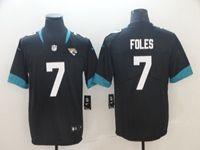 Mens Nfl Jacksonville Jaguars #7 Nick Foles Black Vapor Untouchable Limited Jersey